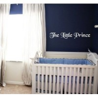 The Little Prince vinyl decal wall sayin Wall Quote Words Lettering Sticker...