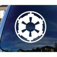 Star Wars Sith Empire 6X6 WHITE