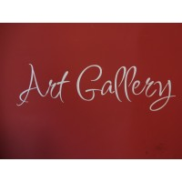 Art Gallery vinyl decal