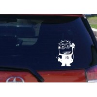 Minion 4x6 Decal