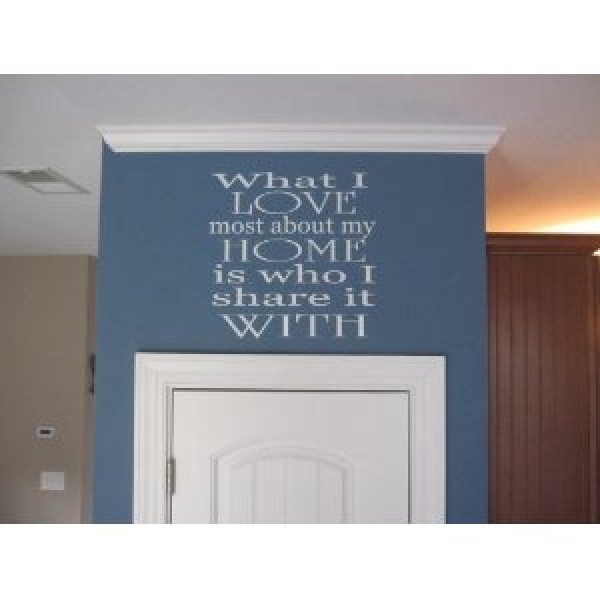 What I love most about my house quote wall decal vinyl [1107IY2WBHK] | data_HomeDecor_41gwPYhZ2uL._SL500_AA300_.jpg