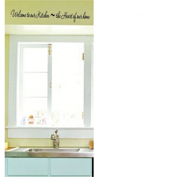 Welcome to our kitchen 36x4 [0117MGQZFKW] | data_HomeDecor_61-tl1nhLWL._SL1342_.jpg
