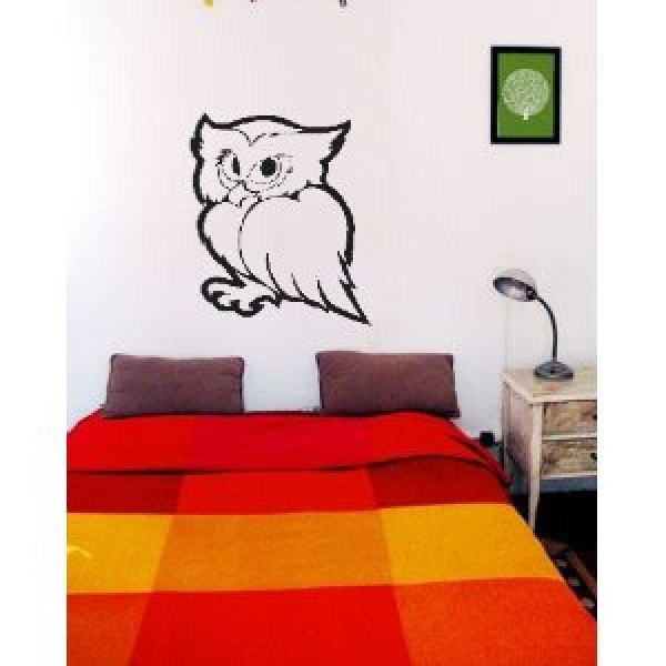 23 inch Owl vinyl decal wall sticker [0506ITP9WIW] | data_Kids_41AZIxXJriL._SL500_AA300_.jpg