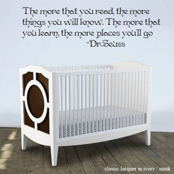 The more you read Dr Seuss quote(Penhurst) vinyl decal wall sayings [0226IMELJYQ] | data_Kids_51F37pz2A5L._SS400_.jpg