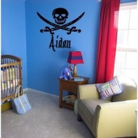 Calico Jack Pirate with personalized name