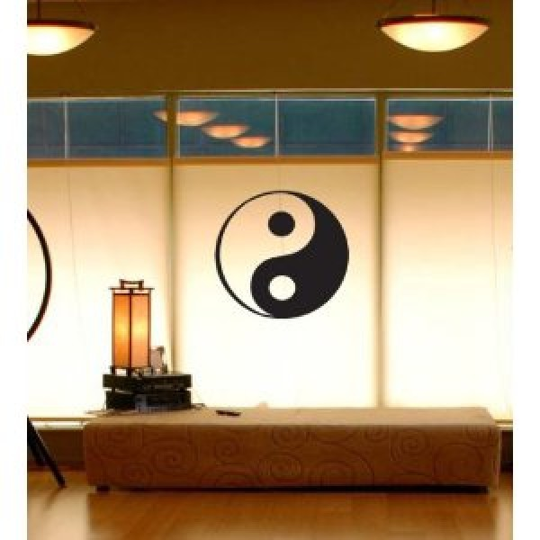 Vinyl Wall Decal Sticker Ying Yang (S) [0520I1CG40Q] | data_Monograms_41ICa9OqrML._SL500_AA300_.jpg