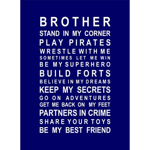 BROTHERS vinyl decal wall stickers [0000000012] | data_b008009355c8ff261eed937d5251d8ef.jpg