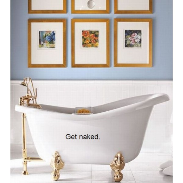 Get Naked  Bath ROOM....WALL WORDS QUOTES SAYINGS ART LETTERING, BLACK [0000000036] | data_bathtub_types_2012-01-26_16_53_11.jpg