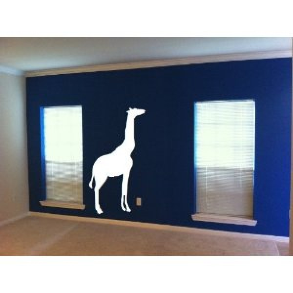 4ft Giraffe vinyl decal- Safari animals [0209ICQ8S3E] | data_k_41FaeGgxALL._SL500_AA300_.jpg